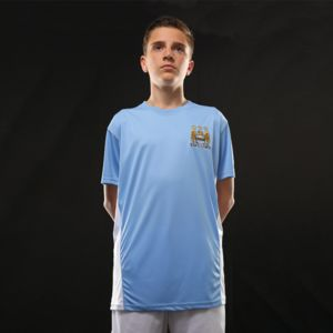 Junior Manchester City FC t-shirt Thumbnail