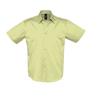 SOL'S Brooklyn Short Sleeve Twill Shirt Thumbnail