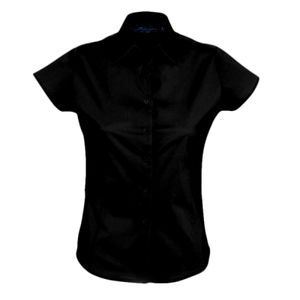 SOL'S Ladies Excess Short Sleeve Fitted Shirt Thumbnail
