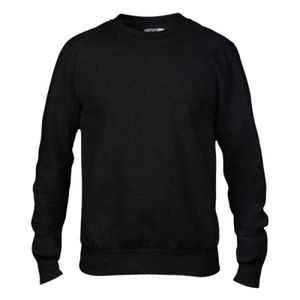 Anvil French Terry Drop Shoulder Sweatshirt Thumbnail