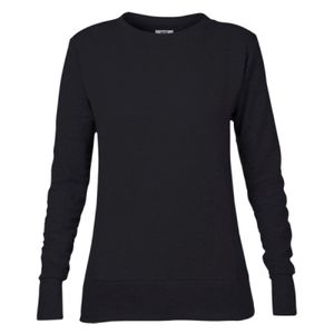 Anvil Ladies French Terry Drop Shoulder Sweatshirt Thumbnail