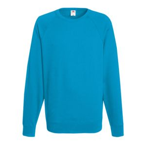 Fruit of the Loom Lightweight Raglan Sweatshirt Thumbnail