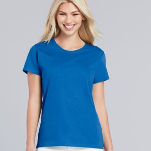 Gildan Ladies Heavy Cotton™ T-Shirt Thumbnail