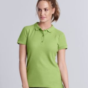 Gildan Lds Double Piq. Cotton Polo Thumbnail