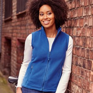Russell Ladies Fleece Gilet Thumbnail