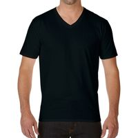 Gildan Premium Cotton® V Neck T-Shirt Thumbnail