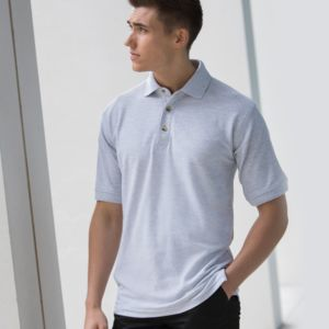 Henbury Ultimate Poly/Cotton Piqué Polo Shirt Thumbnail