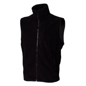 Henbury Sleeveless Micro Fleece Jacket Thumbnail