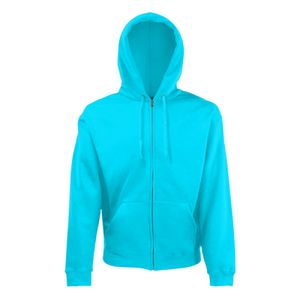 Fruit of the Loom Classic Zip Hooded Sweatshirt Thumbnail