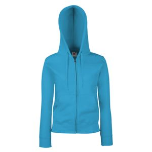 Fruit of the Loom Premium Lady Fit Zip Hooded Jacket Thumbnail