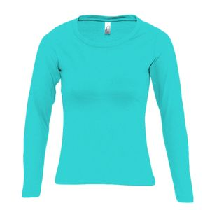 SOL'S Ladies Majestic Long Sleeve T-Shirt Thumbnail
