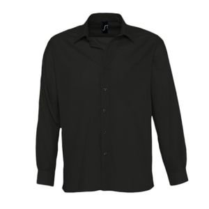 SOL'S Brighton Long Sleeve Fitted Shirt Thumbnail