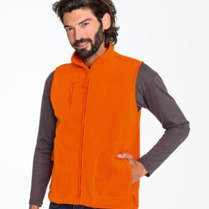 SOL'S Unisex Norway Fleece Bodywarmer Thumbnail