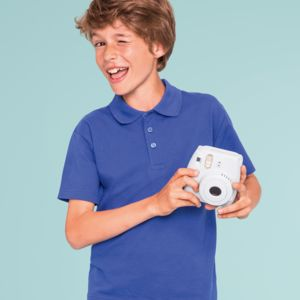 SOL'S Kids Summer II Cotton Piqué Polo Shirt Thumbnail