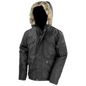 Result Work-Guard Ultimate Storm Cyclone Parka Jacket Thumbnail