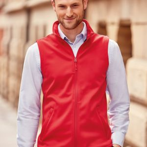 Russell Smart Soft Shell Gilet Thumbnail