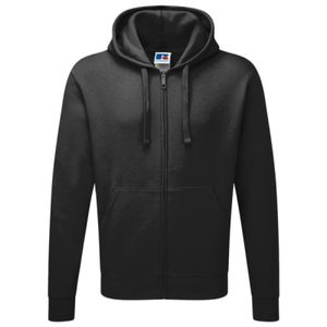 Russell Authentic Zip Hooded Sweatshirt Thumbnail