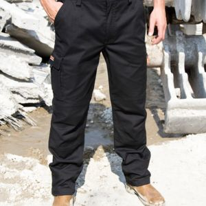 Result Work-Guard Stretch Trousers Thumbnail