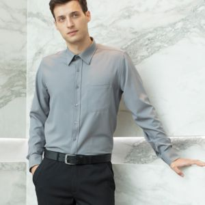 Henbury L/S Wicking Shirt Thumbnail