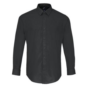 Premier Supreme Long Sleeve Poplin Shirt Thumbnail