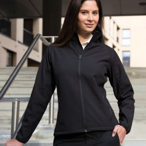 Result Core Ladies Printable Soft Shell Jacket Thumbnail