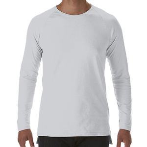 Anvil Unisex Lightweight Long Sleeve Long & Lean T-Shirt Thumbnail