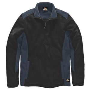 Dickies Zip Neck Micro Fleece Thumbnail