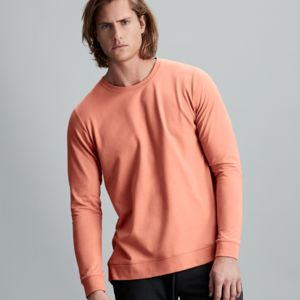 Anvil Unisex Lightweight Terry Sweatshirt Thumbnail