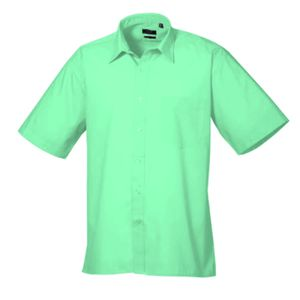 Premier Short Sleeve Poplin Shirt Thumbnail
